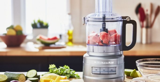 How to buy the right food processor