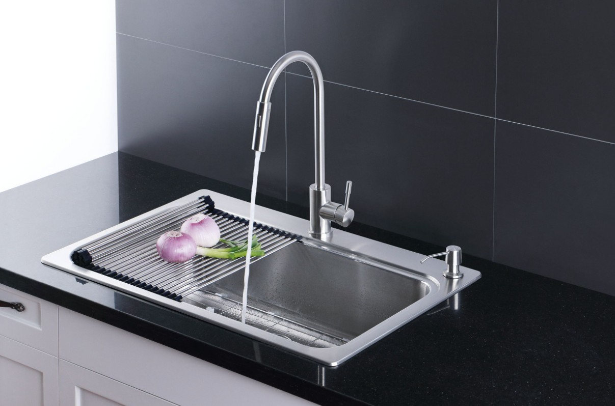 Most Popular Types of Kitchen Faucets